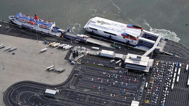VT4 Belfast for Stena Line – New port facility - Caldwell ...