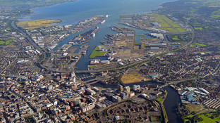 Belfast Harbour – Various Projects