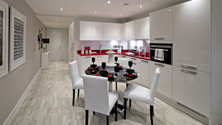 Tuffnal Apartments for Taylor Wimpey